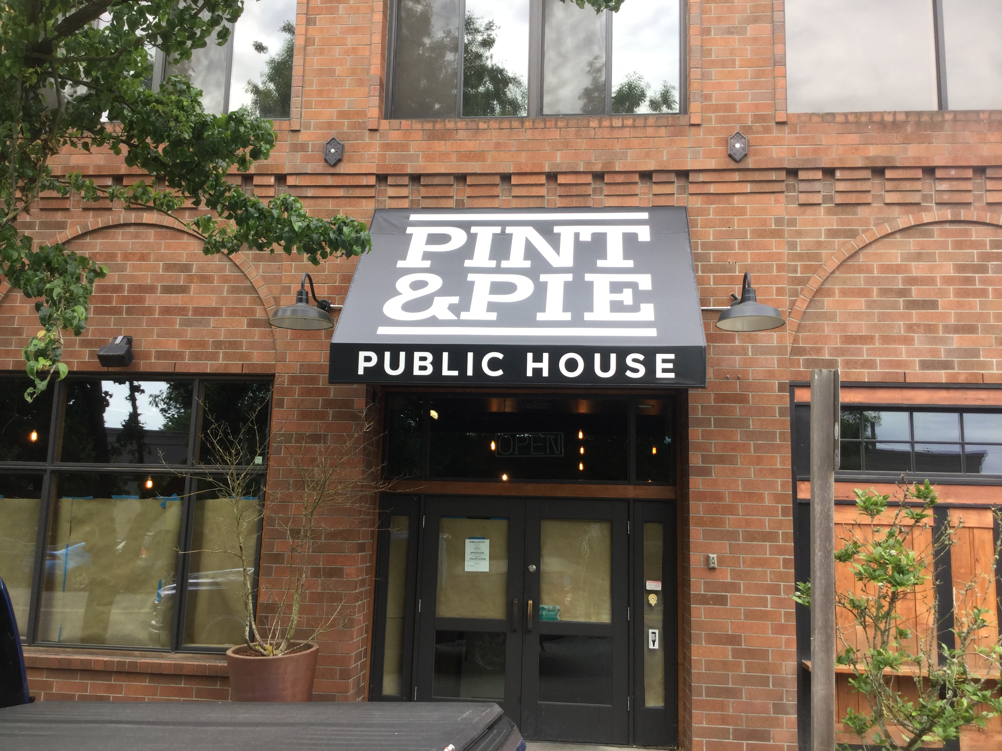 Pint and Pie Public House