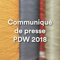 Press release PDW