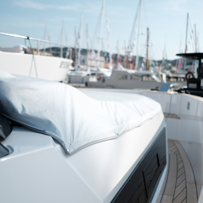 Stamoid Smart equipment & boat cover