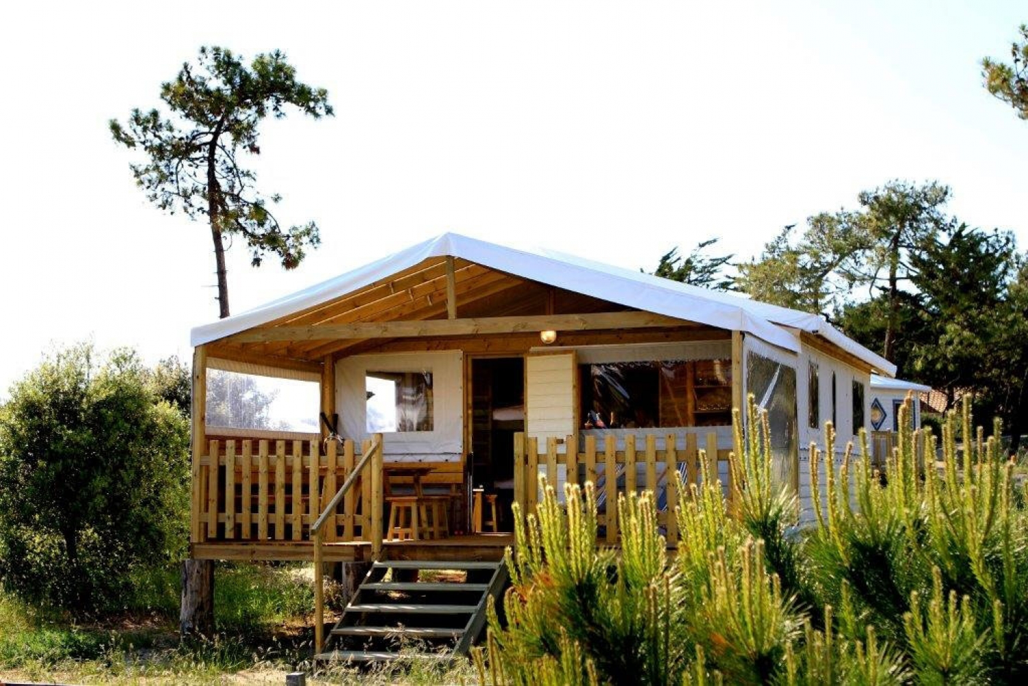 Bungalows for Lodges in france