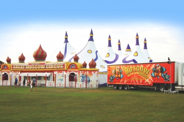 Great Moscow Circus Big Top