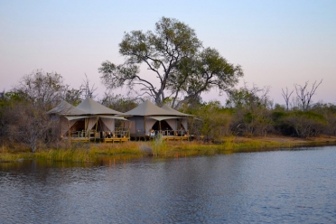 Lodges in Botswana