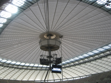 Warsaw National Stadium retractable roof