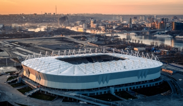 rostov stadium roof