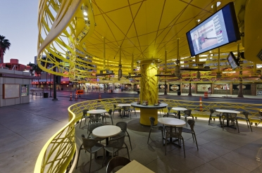 Restaurant Patio by International Tension Structures