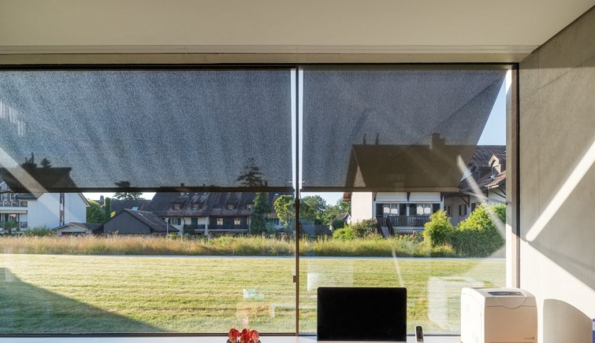 Composite Fabric For Blinds Soltis Perform 92