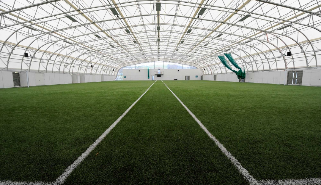 Sports centre in Eirias